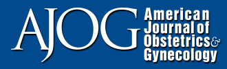 PeriGen Research in American Journal of Obstetrics & Gynecology